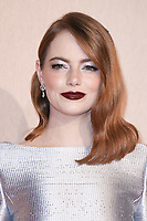 "Emma Stone<br /> London Film Festival screening of ""The Favourite"" at the BFI South Bank, London<br /> <br /> ©Ash Knotek  D3448  18/10/2018"