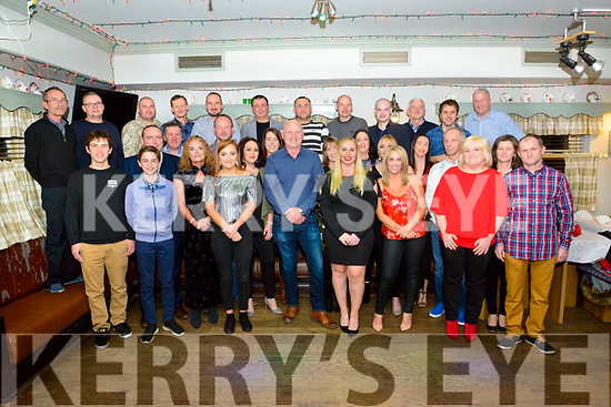 KWD Recycling celebrated their Christmas Party in the Old Killarney Inn, last Saturday night.