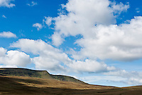 Fan Brycheiniog and Black Mountain, Brecon Beacons national park, Wales