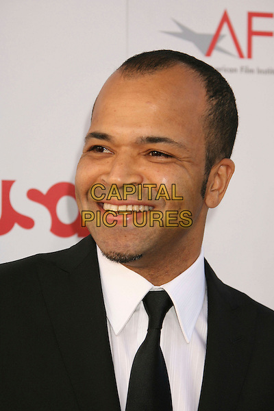 JEFFREY WRIGHT .35th AFI Life Achievement Award Honoring Al Pacino held at the Kodak Theatre, Hollywood, California, USA..June 7th, 2007.headshot portrait .CAP/ADM/RE.©Russ Elliot/AdMedia/Capital Pictures