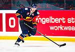 Stockholm 2014-08-21 Ishockey CHL Djurg&aring;rdens IF - Fribourg-Gotteron  :  <br /> Djurg&aring;rdens Markus Nordlund  i aktion <br /> (Foto: Kenta J&ouml;nsson) Nyckelord:  Djurg&aring;rden Hockey Hovet CHL Fribourg Gotteron portr&auml;tt portrait