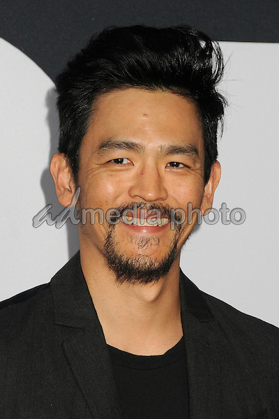 "8 June 2015 - Los Angeles, California - John Cho. LA Film Festival 2015 Premiere of ""Dope"" held at Regal Cinemas L.A. Live. Photo Credit: Byron Purvis/AdMedia"