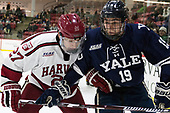 - The Harvard University Crimson defeated the Yale University Bulldogs 6-4 in the opening game of their ECAC quarterfinal series on Friday, March 10, 2017, at Bright-Landry Hockey Center in Boston, Massachusetts.