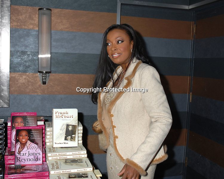 "Star Jones Reynolds ..at the 3rd Annual  God's Love We Deliver ""Authors in Kind""..Luncheon with guest authors Maureen Dowd,  Mike Lupica..and Frank McCourt on April 4, 2006 at The Rainbow Room. ..Robin Platzer, Twin Images"