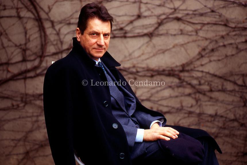 CLAUDIO MAGRIS © Leonardo Cendamo