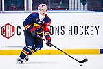 Stockholm 2014-08-21 Ishockey CHL Djurg&aring;rdens IF - Fribourg-Gotteron  :  <br /> Djurg&aring;rdens Joakim Eriksson i aktion <br /> (Foto: Kenta J&ouml;nsson) Nyckelord:  Djurg&aring;rden Hockey Hovet CHL Fribourg Gotteron portr&auml;tt portrait