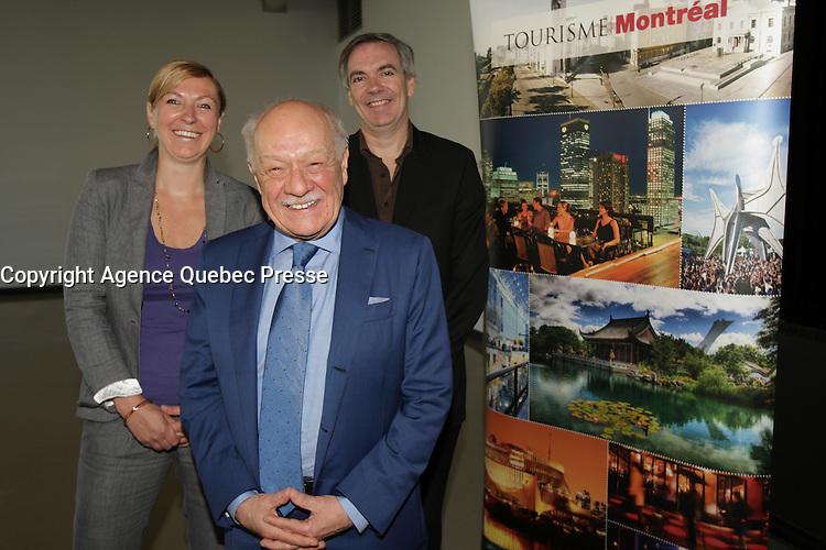 File Photo of Pierre Bellerose<br /> , V-P, Tourisme Montreal<br /> <br /> <br /> PHOTO : Pierre Roussel -  Agence Quebec Presse