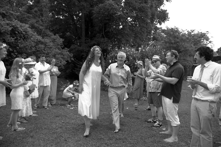 Octavia and Matthew´s wedding. The Barn. Bridgehampton, New York 2012