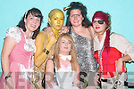 FANCY DRESS: Having a great time at the New year celebrations in Ballybunion were Niamh Walsh, Laura Dowling Ann Marie Harty, Molly Breen and Marie Griffin.   Copyright Kerry's Eye 2008