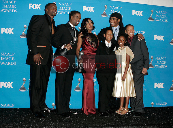 "Cast of ""Everybody Hates Chris"""