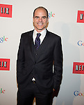 WASHINGTON, DC - MAY 2: Michael Kelly attending the Google and Netflix party to celebrate White House Correspondents' Dinner on May 2, 2014 in Washington, DC. Photo Credit: Morris Melvin / Retna Ltd.