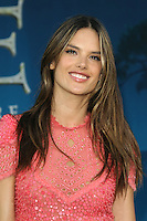 Alessandra Ambrosio at Film Independent's 2012 Los Angeles Film Festival Premiere of Disney Pixar's 'Brave' at Dolby Theatre on June 18, 2012 in Hollywood, California. &copy;&nbsp;mpi28/MediaPunch Inc. NORTEPHOTO.COM<br />