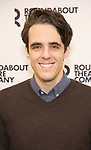 Steven Levenson attend the 'If I Forget' cast photocall at the Roundabout Rehearsal Studios on January 12, 2017 in New York City.