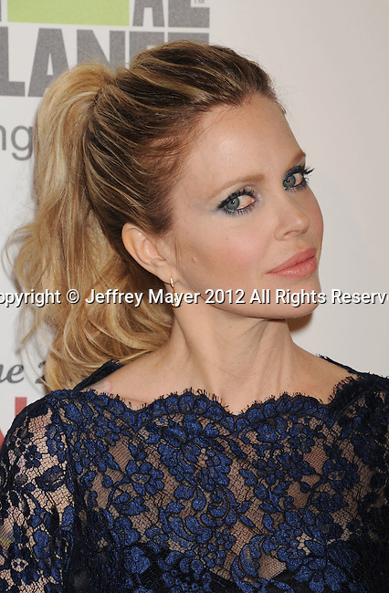 BEVERLY HILLS, CA - MARCH 24: Kristin Bauer van Straten attends the 26th Genesis Awards at The Beverly Hilton Hotel on March 24, 2012 in Beverly Hills, California.