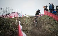 Ellen Van Loy (BEL/Telenet-Fidea)<br /> <br /> 2016 CX UCI World Cup Zeven (DEU)