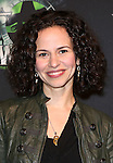 Mandy Gonzalez  attending the 10th Anniversary Celebration Party for 'Wicked'  at the Edison Ballroom on October 30, 2013  in New York City.