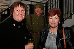 celebration of the full accreditation status of Millmount Museum were Ann McEntaggart and Ann Clinton<br /> Picture: Fran Caffrey www.newsfile.ie