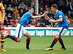 Graham Dorrans and Ryan Jack react after the opening goal