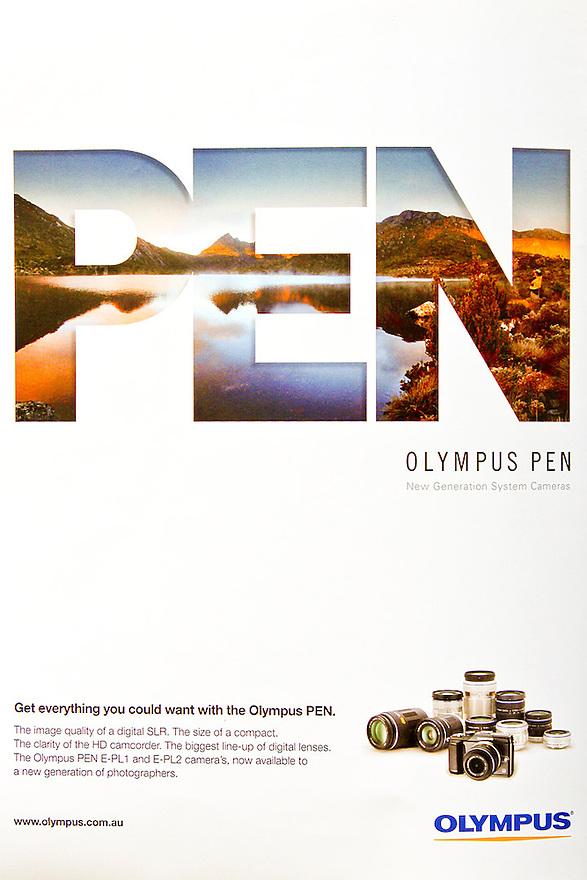 Testing new Olympus Pen