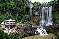 Dam Bri waterfall, Da Lat, Vietnam