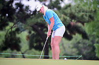 Jacqui Concolino (USA) watches her putt on 2 during round 3 of  the Volunteers of America Texas Shootout Presented by JTBC, at the Las Colinas Country Club in Irving, Texas, USA. 4/29/2017.<br /> Picture: Golffile | Ken Murray<br /> <br /> <br /> All photo usage must carry mandatory copyright credit (&copy; Golffile | Ken Murray)