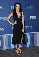 04 January 2018 - Pasadena, California - Aimee Garcia. FOX Winter TCA 2018 All-Star Partyheld at The Langham Huntington Hotel in Pasadena.  <br /> CAP/ADM/BT<br /> &copy;BT/ADM/Capital Pictures