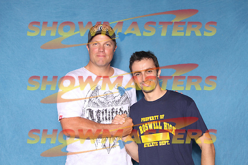London Film and Comic Con 2012, Adam Baldwin