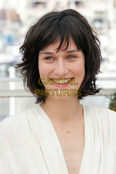 "CLOTHILDE HESME.""Les Chansons D'Amour"" photocall during the 60th International Cannes Film Festival, Cannes, France,.May 18 2007..portrait headshot .CAP/DAR.©Darwin/Capital Pictures"