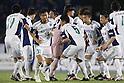 Matsumoto Yamaga team group, April 27, 2012 - Football / Soccer : 2012 J.LEAGUE Division 2, 10th Sec match between FC Machida Zelvia 0-1 Matsumoto Yamaga F.C. at Machida Stadium, Tokyo, Japan. (Photo by Yusuke Nakanishi/AFLO SPORT) [1090]