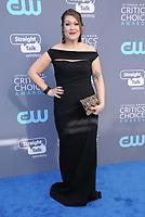 11 January 2018 - Santa Monica, California - Amber Nash. 23rd Annual Critics' Choice Awards held at Barker Hangar. <br /> CAP/ADM/BT<br /> &copy;BT/ADM/Capital Pictures