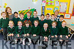 Miss Mulligan's junior infant class in Firies NS.
