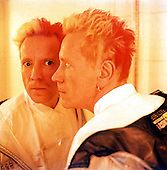 1997: JOHN LYDON - Photosession in London