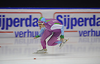 SCHAATSEN: HEERENVEEN: IJsstadion Thialf 05-02-2016, Topsporttraining en wedstrijd, Kai Verbij, ©foto Martin de Jong
