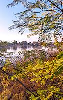 Lake Murray in San Diego California