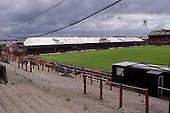 23/06/2000 Blackpool FC Bloomfield Road Ground..Kop home section, East paddock.......© Phill Heywood.