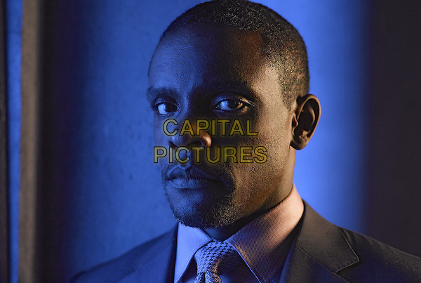 Gotham (2014 - ) <br /> (Season 2)<br /> Chris Chalk as Lucius Fox<br /> *Filmstill - Editorial Use Only*<br /> CAP/KFS<br /> Image supplied by Capital Pictures