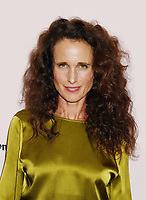LOS ANGELES, CA - OCTOBER 19: Andie MacDowell attends L.A. Dance Project's Annual Gala at Hauser & Wirth on October 19, 2019 in Los Angeles, California.<br /> CAP/ROT/TM<br /> ©TM/ROT/Capital Pictures