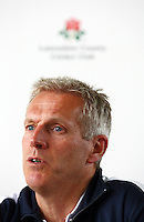 PICTURE BY VAUGHN RIDLEY/SWPIX.COM - Cricket - County Championship - Lancashire County Cricket Club 2012 Media Day - Old Trafford, Manchester, England - 03/04/12 - Lancashire CCC's Head Coach Peter Moores.