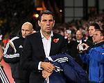 Sunderland's Gus Poyet looks on<br /> <br /> - Barclays Premier League - Crystal Palace vs Sunderland- Selhurst Park - London - England - 3rd November 2014  - Picture David Klein/Sportimage