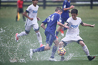 Westfield, IN - June 23, 2017: 2017 Development Academy Summer Showcase at Grand Park.