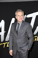 "LOS ANGELES - FEB 5:  Christoph Waltz at the ""Alita: Battle Angel"" Premiere at the Village Theater on February 5, 2019 in Westwood, CA"