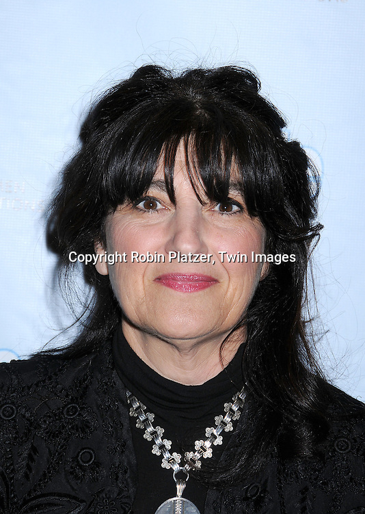 Ruth Reichl.posing for photographers at The 2008 Matrix Awards on .April 7, 2008 at The Waldorf Astoria Hotel in New York. Susan Gianinno, Anna Deavere Smith, Robin Roberts, Ruth Reichl, Linda Greenhouse, Joannie Danielides, Anne Sweeney and Diane Von Furstenberg were the honorees. ..Robin Platzer, Twin Images
