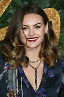 Niomi Smart<br /> arriving for The Fashion Awards 2018 at the Royal Albert Hall, London<br /> <br /> ©Ash Knotek  D3466  10/12/2018