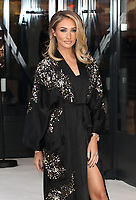 Megan McKenna at the King of Thieves World Premiere at Vue West End, Leicester Square, London on Wednesday 12 September 2018<br /> CAP/ROS<br /> &copy;ROS/Capital Pictures