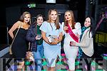 Twins 18th Birthdays : Twins Katelyn & Denis Cusack, Listowel celebrating thir 18th birthdays with friends Veronica Kazisierska, Caoimhe Enright & Ava Daly at the Mermaids Bar & Night club , Listowel on Saturday night last.