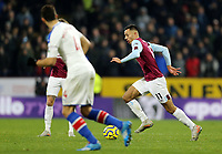 Burnley's Dwight McNeil drives forward <br /> <br /> Photographer Rich Linley/CameraSport<br /> <br /> The Premier League - Burnley v Crystal Palace - Saturday 30th November 2019 - Turf Moor - Burnley<br /> <br /> World Copyright © 2019 CameraSport. All rights reserved. 43 Linden Ave. Countesthorpe. Leicester. England. LE8 5PG - Tel: +44 (0) 116 277 4147 - admin@camerasport.com - www.camerasport.com
