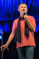 19th July 2014: Irish comedian Tommy Tiernan plays the Comedy Arena on the third day of the 9th edition of the Latitude Festival, Henham Park, Suffolk. <br /> Picture by Stuart Hogben
