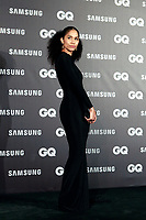 Kayoko Everhart attends the 2017 'GQ Men of the Year' awards. November 16, 2017. (ALTERPHOTOS/Acero)