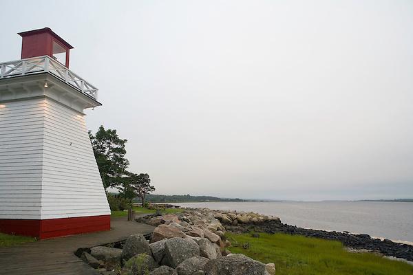 The Annapolis River in Annapolis Royal, Nova Scotia. Photo by Kevin J. Miyazaki/Redux