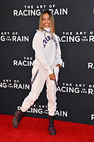 "LOS ANGELES, USA. August 02, 2019: Kylie Cantrall at the premiere of ""The Art of Racing in the Rain"" at the El Capitan Theatre.<br /> Picture: Paul Smith/Featureflash"